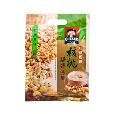 QUAKER Walnut Cashew Oats 29GX12