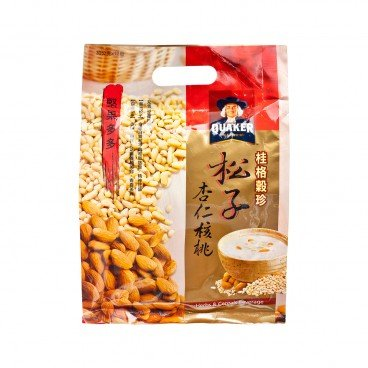 QUAKER Pine Nuts Almond Walnut 30GX12