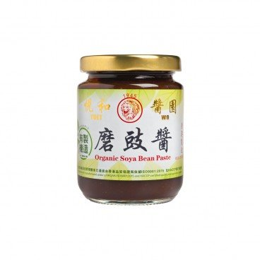 YUET WO Organic Minced Bean Sauce 210ML