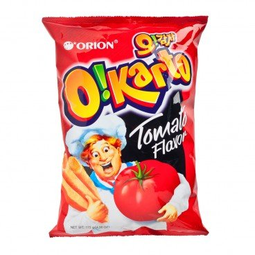 ORION Ohgamja Potato Snack tomato Flavor 115G