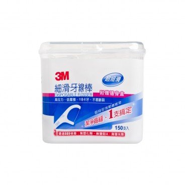 3M - Disposable Flosser - 150'S