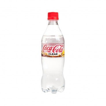 COCA-COLA Clear Coke 500ML
