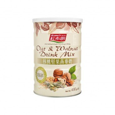 HOME BROWN Oat Walnut Drink Mix Nuts Mixed 400G