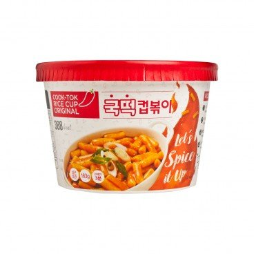 SJ CORE Cook tok Rice Cup 163G