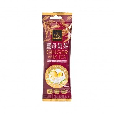 GINGER MILK TEA