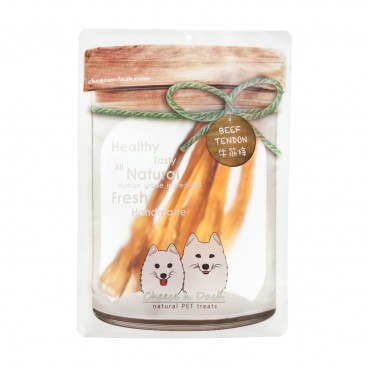 CHEESE N DASH New Zealand beef Tendon l 100G