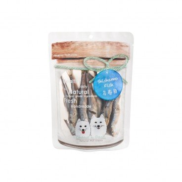 CHEESE N DASH Canada Shishamo Fish 50G