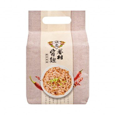 FU CHUNG Spicy Sichuan Pepper With Vinegar Village Dry Noodles 460G