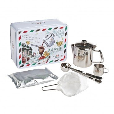 TEADDICT Small Pcarcel Diy Set hong Kong Afternoon Tea 100G