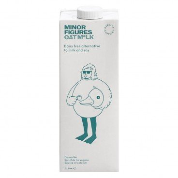 MINOR FIGURES - Oat Milk - 1L