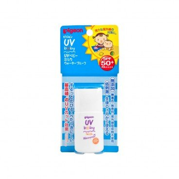 PIGEON Baby Uv Cream Wp Spf 50 pa 20G