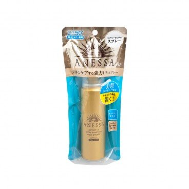 ANESSA Perfect Uv Spray Sunscreen Aqua Booster Spf 50 pa 60G