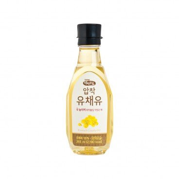 GAGASTORE - ICOOP KOREA Natural Dream Non gmo Pressed Canola Oil 265ML