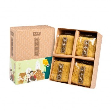 WONG CHI KEI Soy Sauce Sauced Noodles Family Pack 8'S