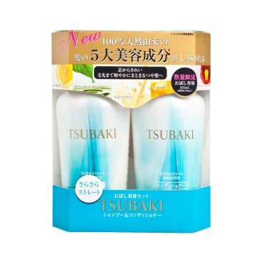 TSUBAKI - Hair Care Set smooth - 315MLX2