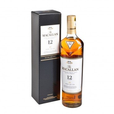 MACALLAN 麥卡倫 - Sherry Oaks Single Malt Scotch Whisky 12 Years Old - 70CL