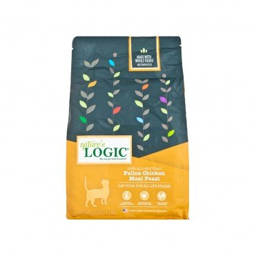 NATURE'S LOGIC Feline Chicken Meal Feast 1.5KG