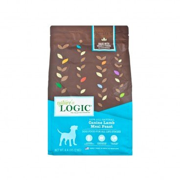 NATURE'S LOGIC Canine Lamb Meal Feast 2KG