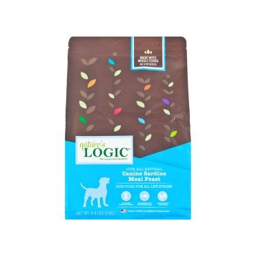 NATURE'S LOGIC Canine Sardine Meal Feast 2KG
