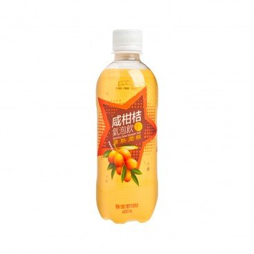 HUNG FOOK TONG Sparkling Salted Mandarin Drink 400ML