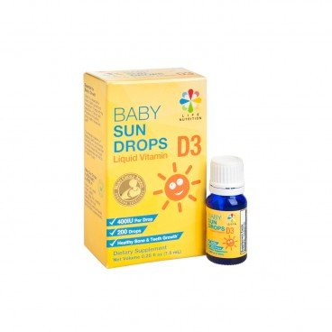 LIFE NUTRITION Baby Sun Drop 7.5ML