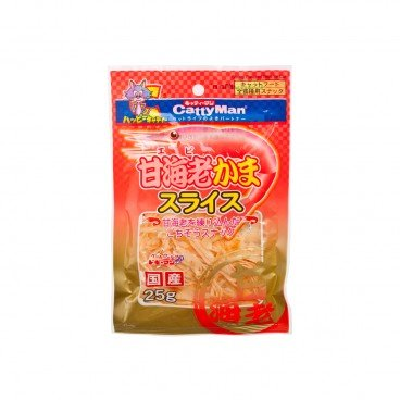 CATTYMAN Ebi kama Sliced 25G