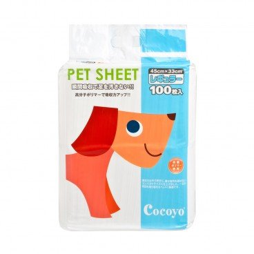 COCOYO Disposable Pet Pad 100'S