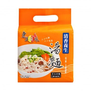 EAST FOOD Soup Noodle healthy Style 98GX4