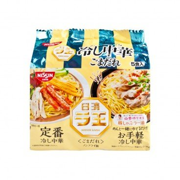 RAOH-COLD NOODLE-SEASAME OIL FLAVOUR (5PC)