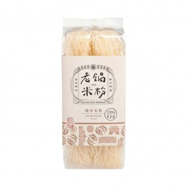 OLD POT RICE NOODLES Rice Noodles pure 200G