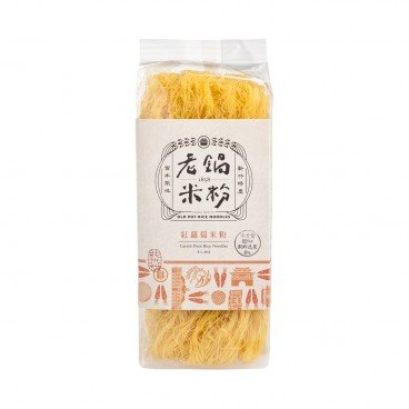 RICE NOODLES-CARROT