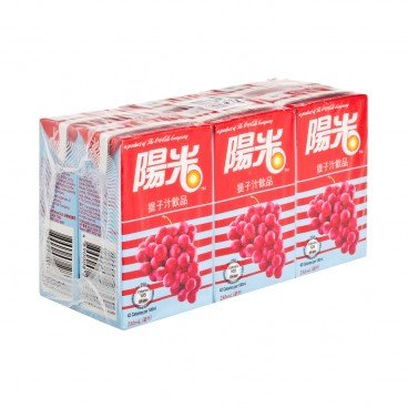 HI-C Red Grape Juice Drink 250MLX6