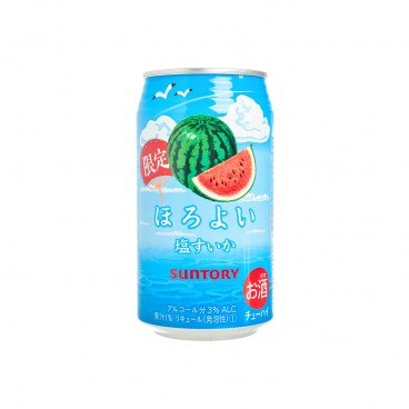 SUNTORY - Watermelon - 350ML