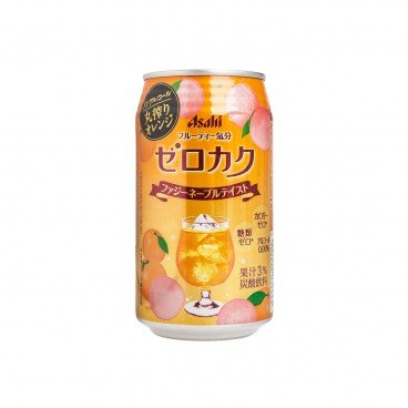 ASAHI - Zero alcohol Free Peach And Orange Cocktail - 350ML