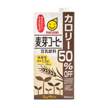 MARUSANA Calorie 50 Off Malt Coffee Drink 1L