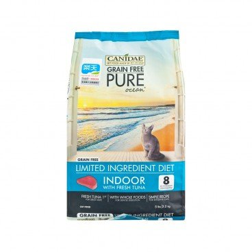 CANIDAE Pure Ocean Indoor For Cats 5LBS