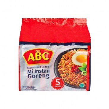 ABC Fried Instant Noodle 70GX5