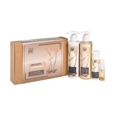 THE PREFACE - Ginger Warming Gift Set - SET