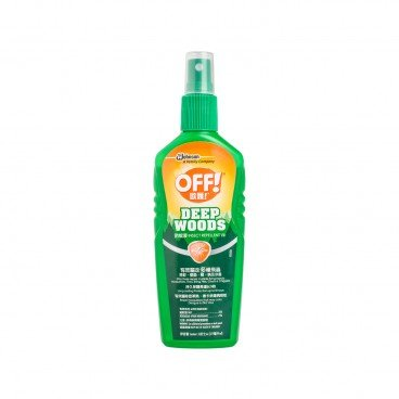 OFF Deep Woods Insect Repellent 6OZ