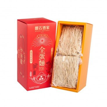 DIAMOND RESTAURANT Naturally Sun Dried Egg Noodle 450G
