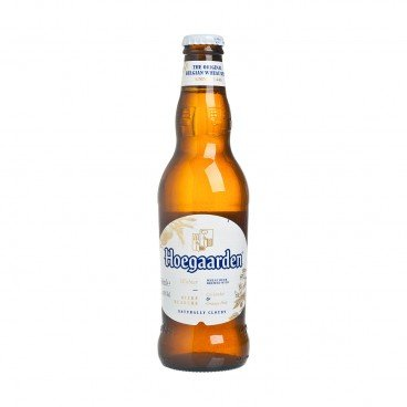 HOEGAARDEN - Wheat Beer Bottle - 330ML