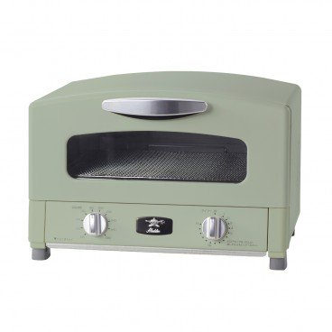 GRAPHITE GRILL & TOASTER-GREEN
