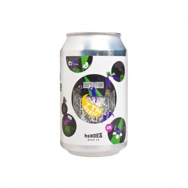 HEROES This Town Needs Jasmine Summer Ale 330ML