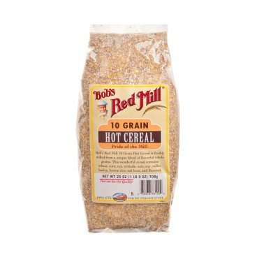 BOB'S RED MILL 10 Grain Cereal 708G