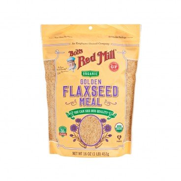 BOB'S RED MILL Organic Golden Flaxseed 453G