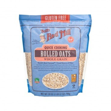 BOB'S RED MILL Gluten Free Quick Cooking Rolled Oats 794G