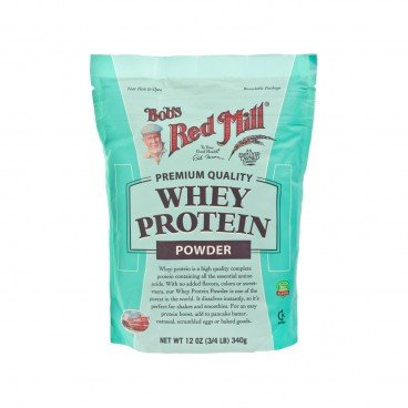 BOB'S RED MILL Whey Protein Powder 340G