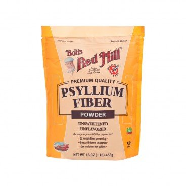 BOB'S RED MILL Psyllium Fiber Powder 453G