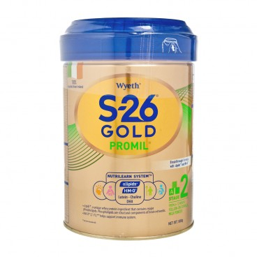 WYETH S 26 Gold Promil 900G