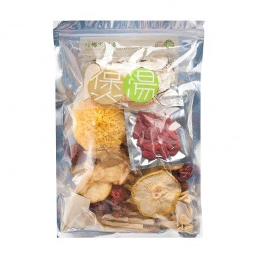 BOTONG - Dried Pear And Dried Sea Coconut Soup Free Chinese Lycium - PC